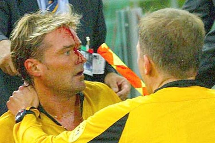 Anders Frisk Swedish referee Anders Frisk ABC News Australian