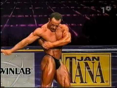 Anders Graneheim Swedish Bodybuilder at Mr O 22 YouTube