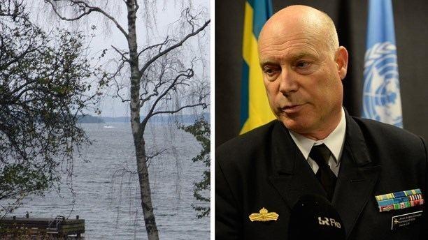 Anders Grenstad Dag 3 Presskonferens om Frsvarsmaktens operation Nyheter Ekot