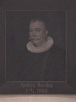 Anders Hovden Anders Hovden Biography Autobiographer Priest Songwriter Writer