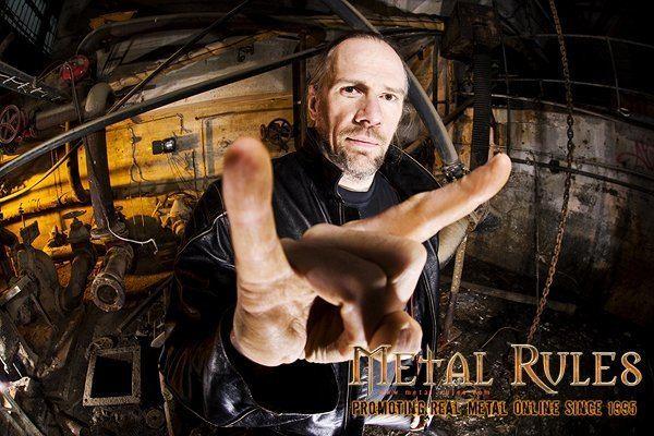 Anders Johansson MetalRulescom News Interviews Concert Reviews