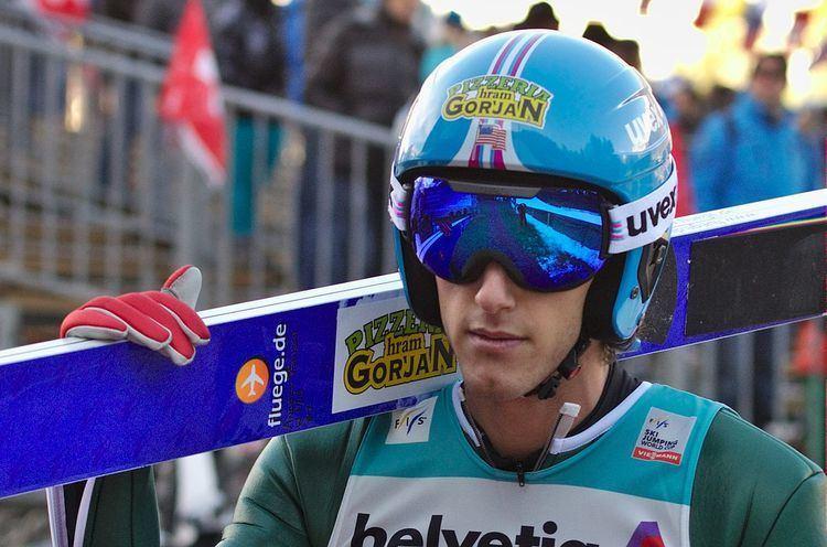 Anders Johnson (ski jumper) Anders Johnson ski jumper Wikipedia