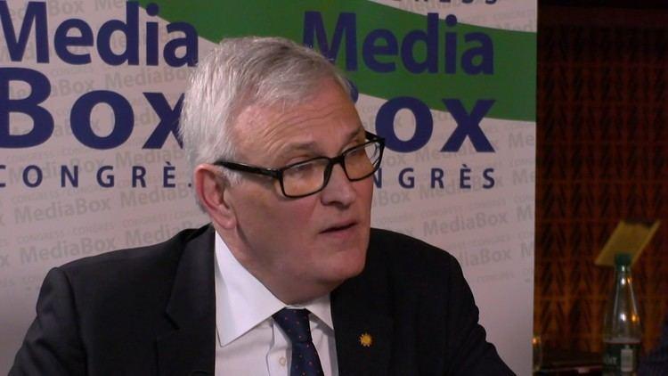 Anders Knape Mediabox interview with MrLeendert VERBEEK and MrAnders KNAPE