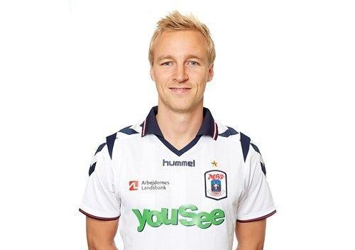 Anders Kure Anders Kure AGF Fodbold