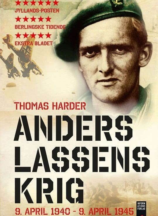 Anders Lassen Anders Lassen39s War From quotOperation Postmasterquot to