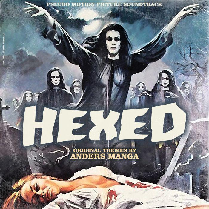 Anders Manga Hexed Original Soundtrack Recording Anders Manga