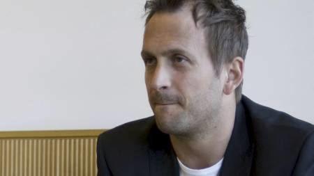 Anders Myrvold Anders Myrvold gir ut selvbiografi Den blir helt uten