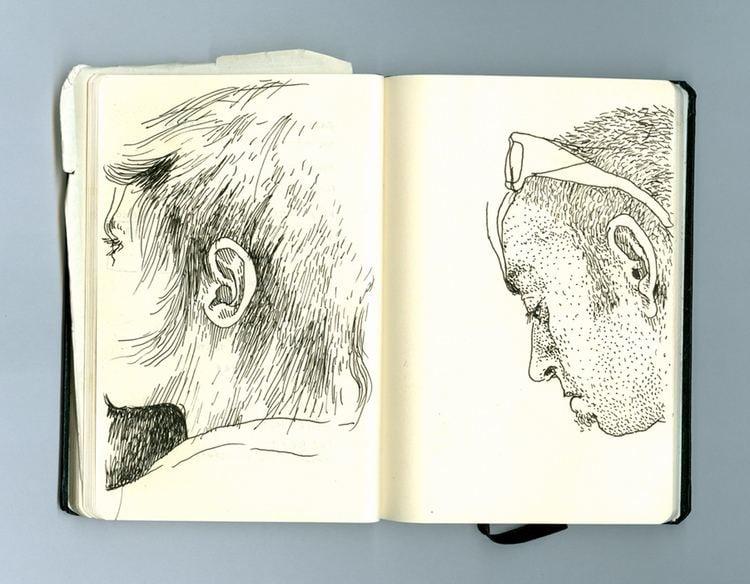 Anders Nilsen (cartoonist) RBxi2328CameronEsposito29jpg