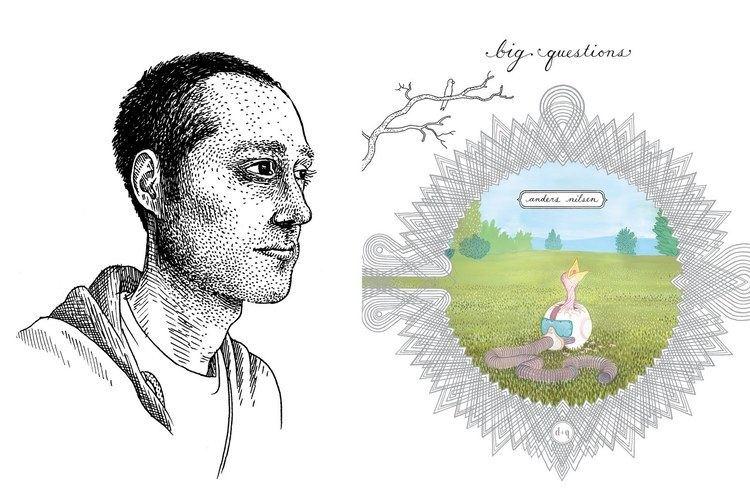 Anders Nilsen (cartoonist) wwwquimbyscomblogwpcontentuploads201108an