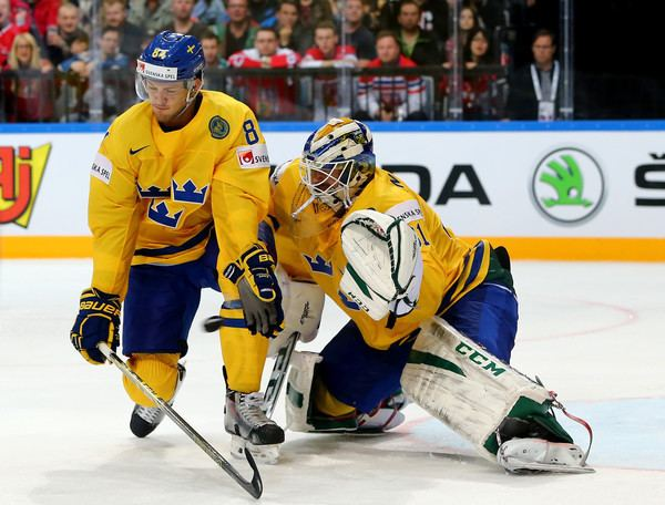 Anders Nilsson (ice hockey) Anders Nilsson Photos Sweden v Canada 2015 IIHF Ice