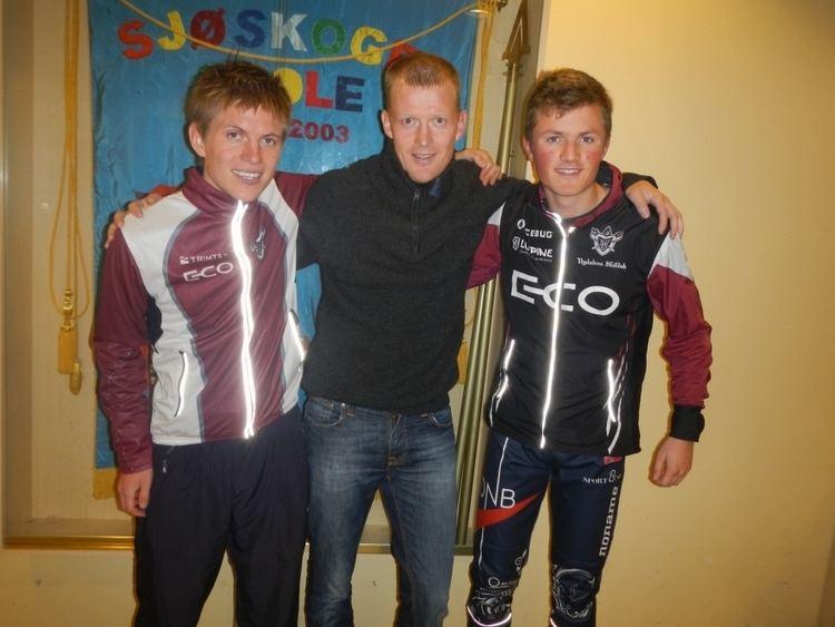 Anders Nordberg Anders Nordberg ny hovedtrener for junior og senior Nydalens Skiklub