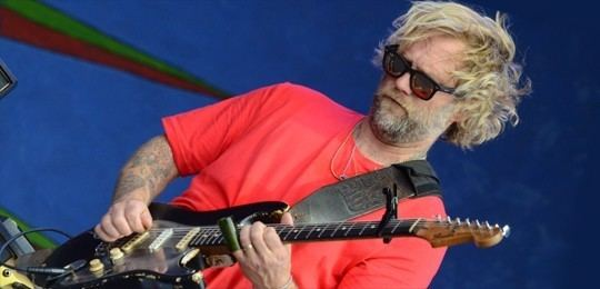Anders Osborne Anders Osborne quotSummertime in New Orleansquot WWOZ New