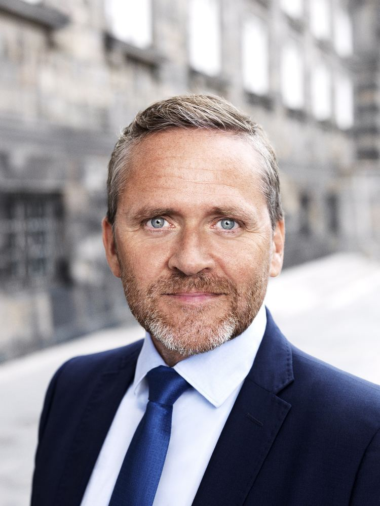 Anders Samuelsen Anders Samuelsen Liberal Alliance