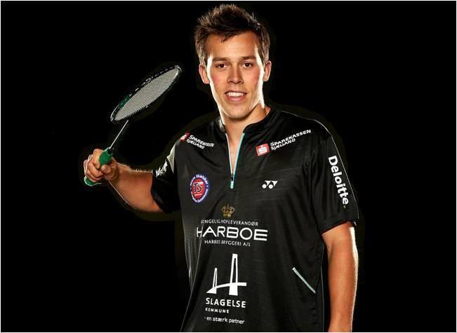Anders Skaarup Rasmussen Anders Skaarup Rasmussen er p vinderkurs i Belgien BadmintonBladet