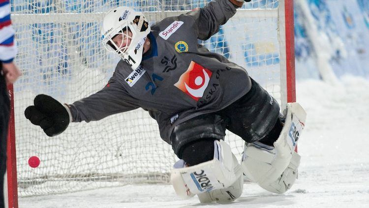Anders Svensson (bandy) Anders Svensson tillbaka i Edsbyn Edsbyns IF Bandyfrening Bandy