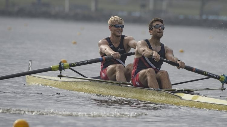 Anders Weiss Barrington man qualifies for Olympics in rowing WJAR
