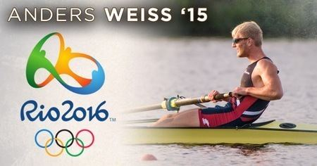 Anders Weiss Former Men39s Rower Anders Weiss 3915 Qualifies for US Olympic Team