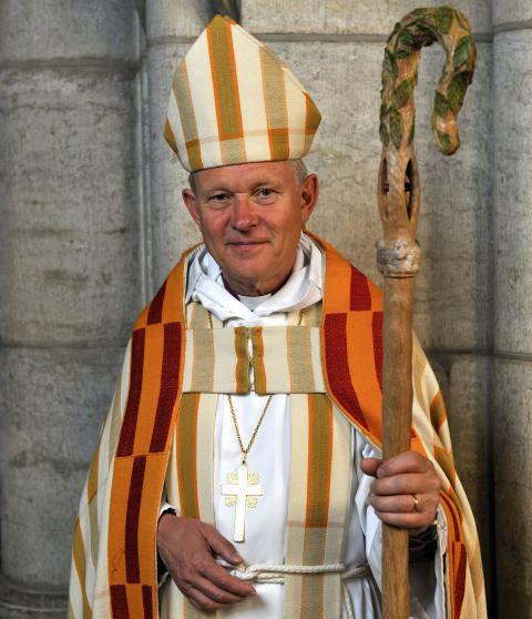 Anders Wejryd rkebiskop Anders Wejryd Svenska kyrkan