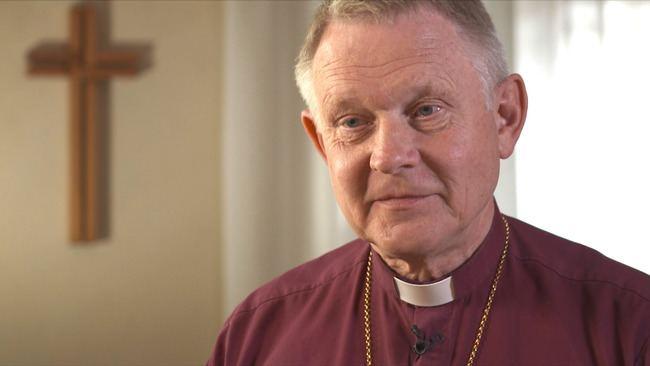 Anders Wejryd rkebiskopen Man ska inte gna sig t snt hr