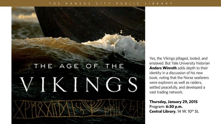 Anders Winroth The Age of the Vikings Anders Winroth YouTube