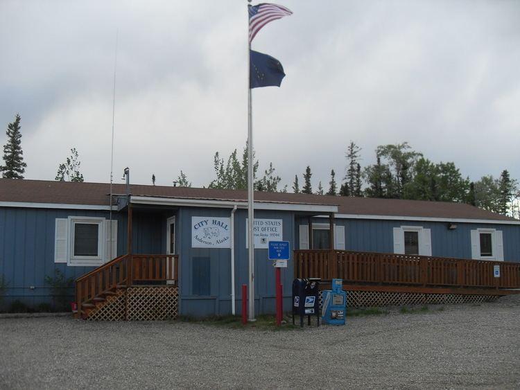 Anderson, Alaska wwwandersongovofficecomverticalSites7B23ECB
