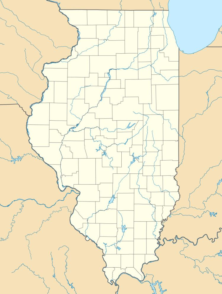 Anderson, Cass County, Illinois