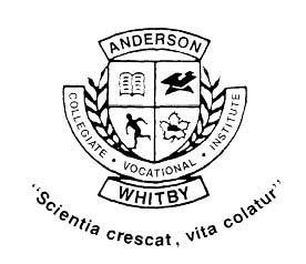 Anderson Collegiate Vocational Institute