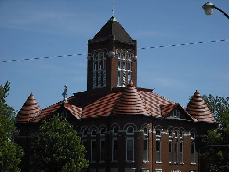 Anderson County Courthouse (Garnett, Kansas)