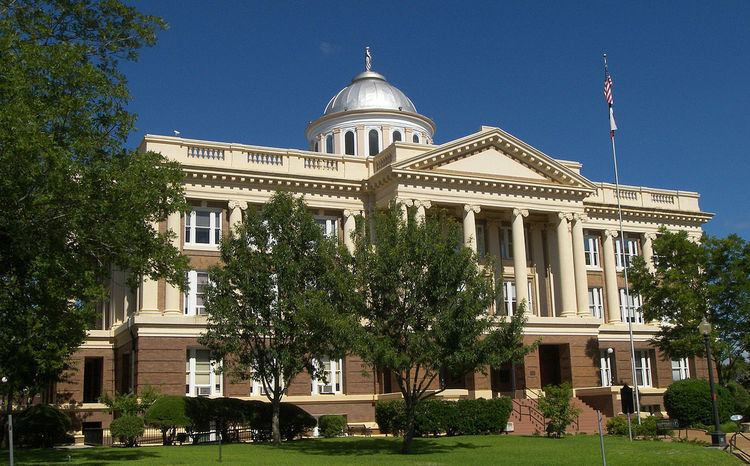Anderson County Courthouse (Palestine, Texas)