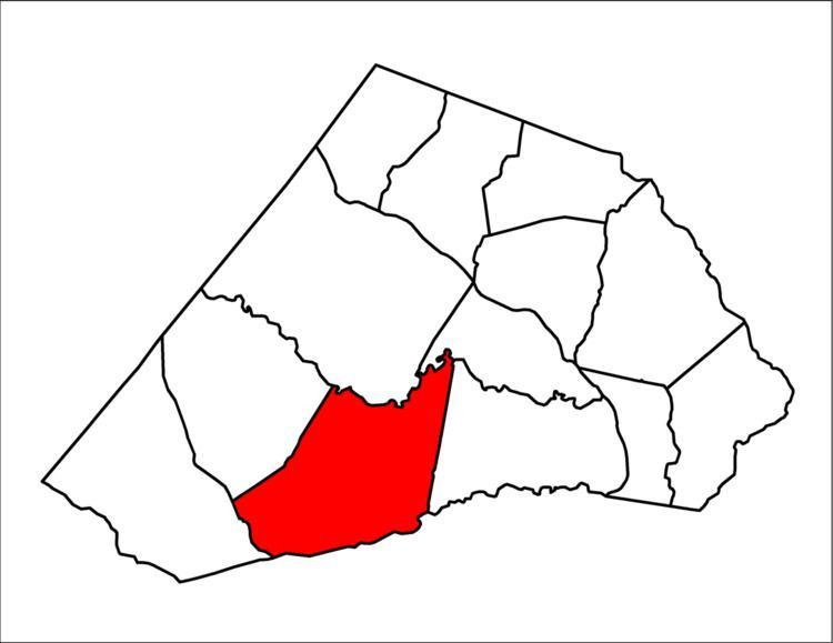 Anderson Creek Township, Harnett County, North Carolina