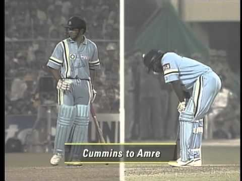Anderson Cummins the forgotten West indies fast medium bowler YouTube
