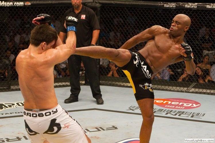 Anderson da Silva Like Water Awakens The World To Anderson Da Silva