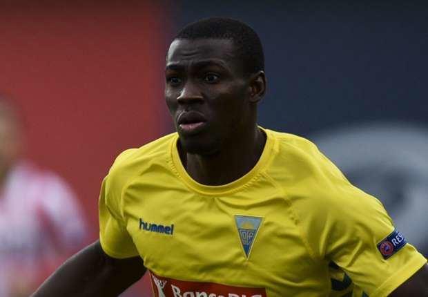 Anderson Esiti OFFICIAL KAA Gent sign Estoril Anderson Esiti Goalcom