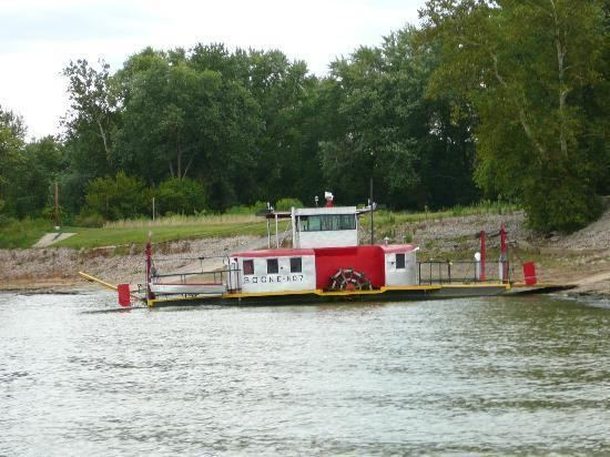 Anderson Ferry Boone Number 7 Picture of Anderson Ferry Cincinnati TripAdvisor