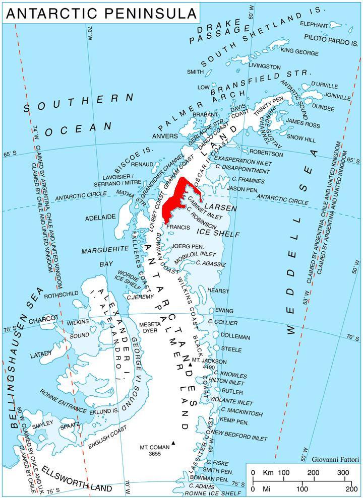 Anderson Glacier (Antarctica)