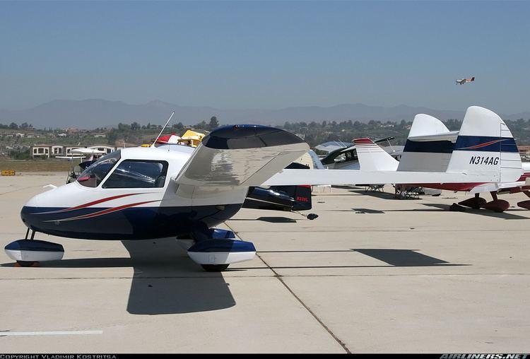 Anderson Greenwood AG-14 Anderson Greenwood AG14 Untitled Aviation Photo 1254386