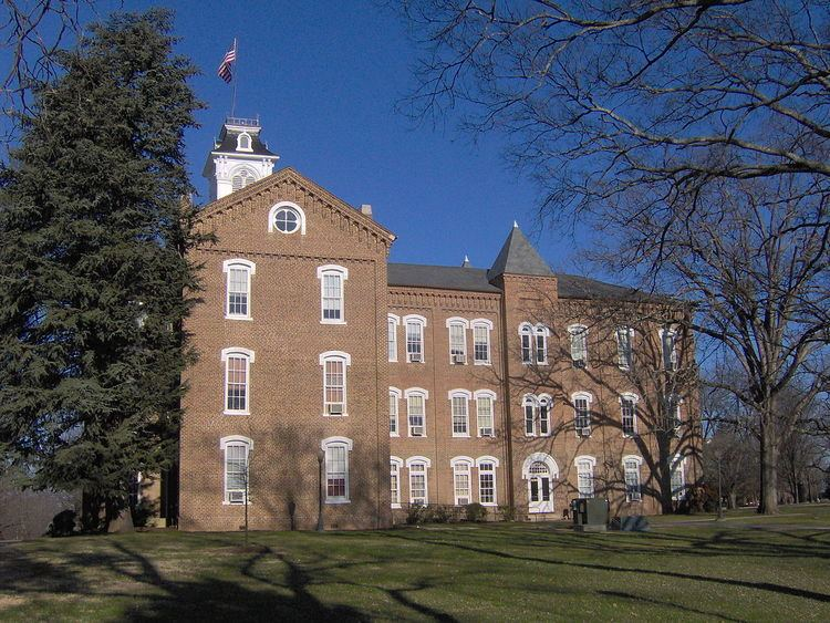 Anderson Hall (Maryville College)