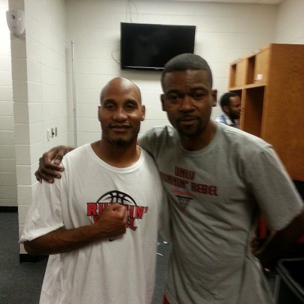 Anderson Hunt Me and Unlvgreat Anderson Hunt member ofoneofthe