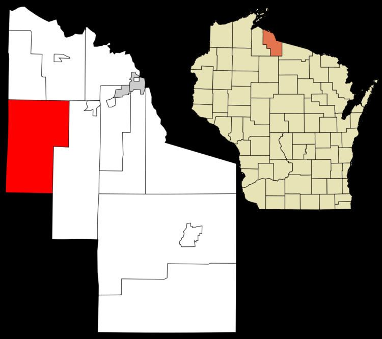 Anderson, Iron County, Wisconsin