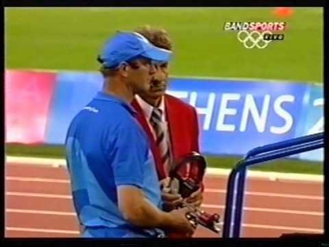 Anderson Jorge dos Santos Anderson Jorge dos Santos Athenas 2004 YouTube
