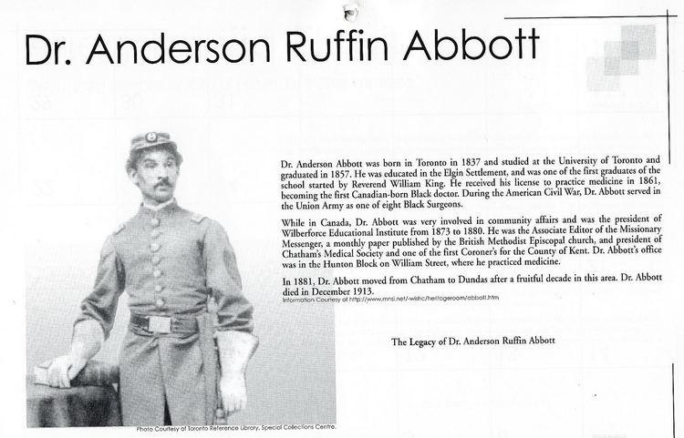 Anderson Ruffin Abbott Dr Anderson Ruffin Abbott Flickr Photo Sharing