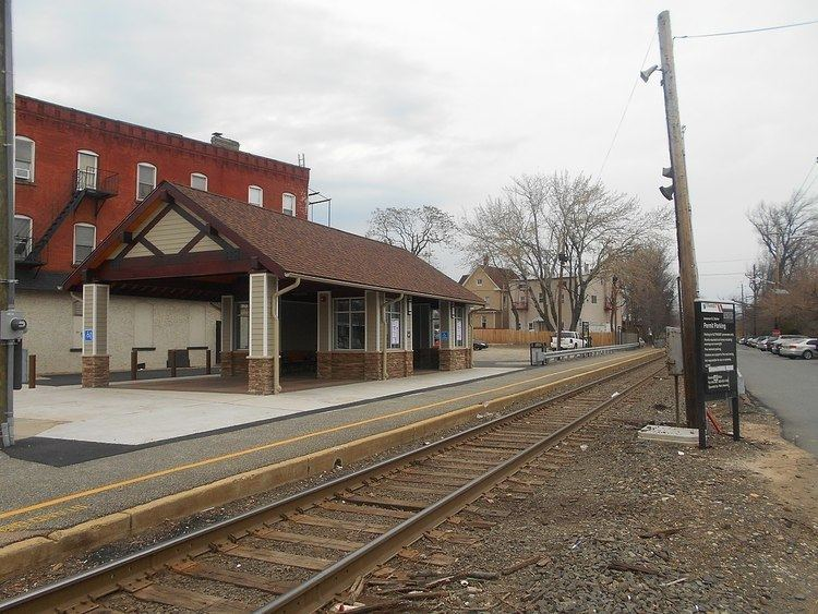 Anderson Street station