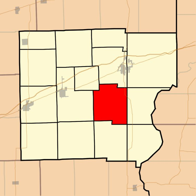 Anderson Township, Clark County, Illinois