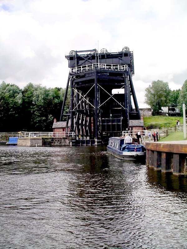 Anderton Boat Lift Trust