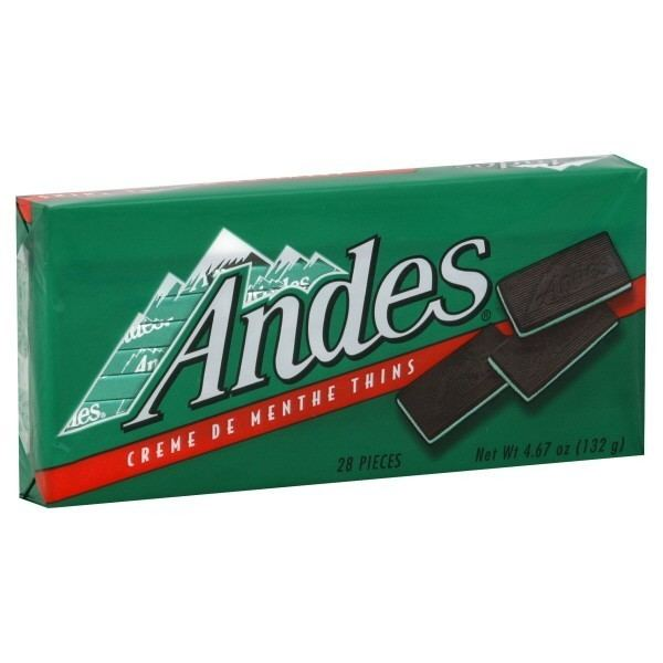 Andes Chocolate Mints - Alchetron, The Free Social Encyclopedia