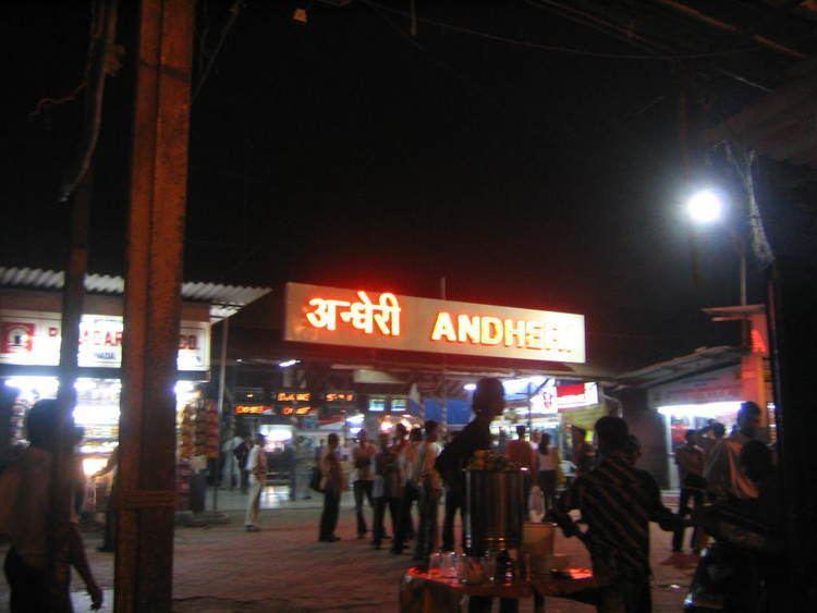 Andheri in the past, History of Andheri