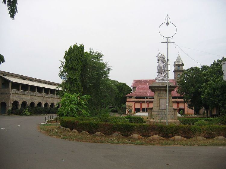 Andhra Christian College