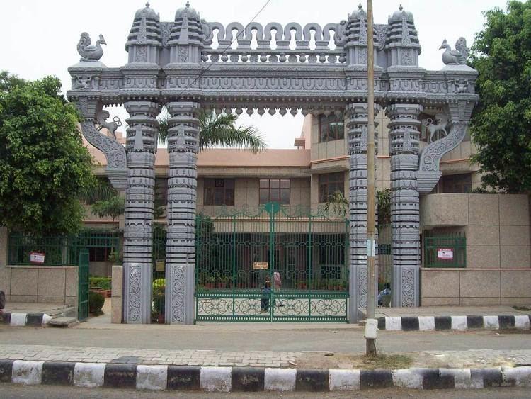 Andhra Education Society Sr. Sec School Andhra Education Society Delhi
