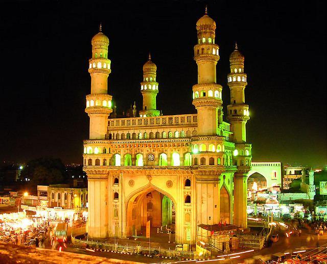 Andhra Pradesh Tourist places in Andhra Pradesh