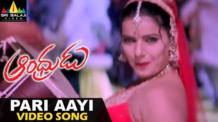 Andhrudu Pari Ayi Video Song Andhrudu Gopichand Gowri Pandit Video